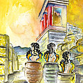 Jar Genies In Knossos by Miki De Goodaboom