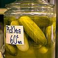 Pickle Jar by Iris Richardson