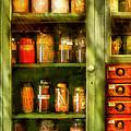Jars - Ingredients II by Mike Savad