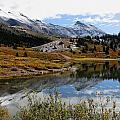 Jasper Banff National Park In Fall by Stephan Pietzko