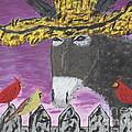 Jasper The Mule by Jeffrey Koss