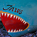 Jaws Boat Bow by Garry Gay