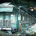 Jay Gould Private Railroad Car by Charrie Shockey