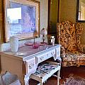 Desk Set At Jaynes Reliable Antiques And Vintage by Kim Bemis