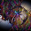 Jazz Age Spiral by ReeNee  Cummins
