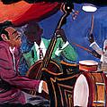 Jazz Band by Harold Ellison