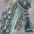 Jazz Buddies by Jenny Armitage