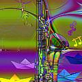 Jazz Chill by Eleni Mac Synodinos