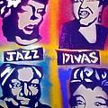Jazz Divas  by Tony B Conscious