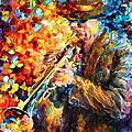 Jazz Feel by Leonid Afremov