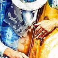 Jazzman At His Craft by Carter Jones