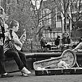 Jazz In The Park by Kathleen Odenthal