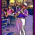 Jazz Man by John Malone