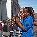 Jazz Man by Steve Harrington