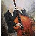 Jazz Player by Draia Coralia