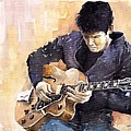 Jazz Rock John Mayer 02 by Yuriy  Shevchuk