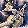 Jazz Rock John Mayer 06 by Yuriy Shevchuk