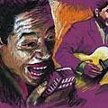 Jazz Songer by Yuriy  Shevchuk