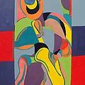 Jazzamatazz Saxophone by Angelo Thomas