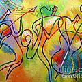 Jazzband 21 by Leon Zernitsky
