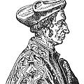Jean Fernel (1497-1558) by Granger