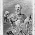Jean Parisot De La Valette (1494-1568) by Granger