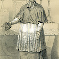 Jean-siffrein Maury  French Priest by Mary Evans Picture Library