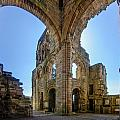 Jedburgh Abbey - 2 by Paul Cannon