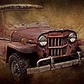 Jeep Willys by Stephanie Calhoun