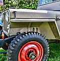Jeep Willys Ww2 by Paul Ward
