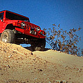 Jeepin' The Mojave by Bill Swartwout Fine Art Photography