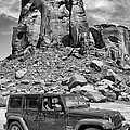 Jeep...it's A State Of Mind by Debby Richards