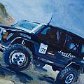 Jeepspeed by Chelsea Davidson