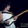 Jeff Beck by David Plastik