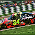 Jeff Gordon by Blake Richards