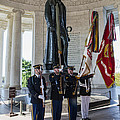 Jefferson Color Guard by Jerry Fornarotto