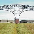 Jefferson  Davis Memorial Park by Wesley Farnsworth