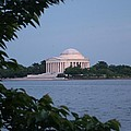 Jefferson Memorial by Geoffrey McLean