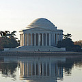 Jefferson Memorial by Rachel Sanderoff