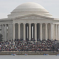 Jefferson Memorial - Washington Dc - 01134 by DC Photographer