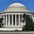 Jefferson Memorial Washington by Ian  MacDonald