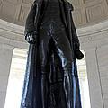 Jefferson Memorial2 by Carolyn Stagger Cokley