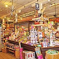 Jefferson Texas General Store by Donna Wilson