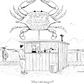 Jeff's Crab Hut by Alex Gregory