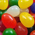 Jelly Bean Pillow by HW Kateley