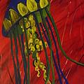 Jellyfish by Faith Ohlinger