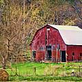 Jemerson Creek Barn by Cricket Hackmann