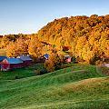 Jenne Farm by Jeff Folger