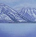 Jenny Lake - Grand Tetons by Michele Myers