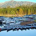 Jenny Lake  by Kathy Sampson